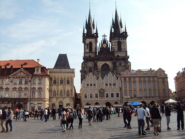 Prague-place