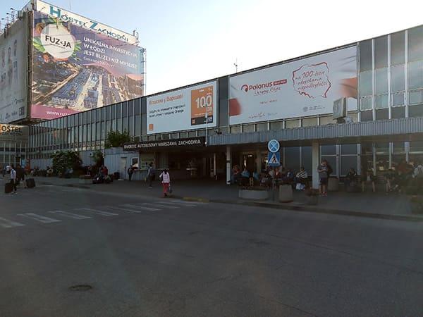 Warszawa Zachodnia