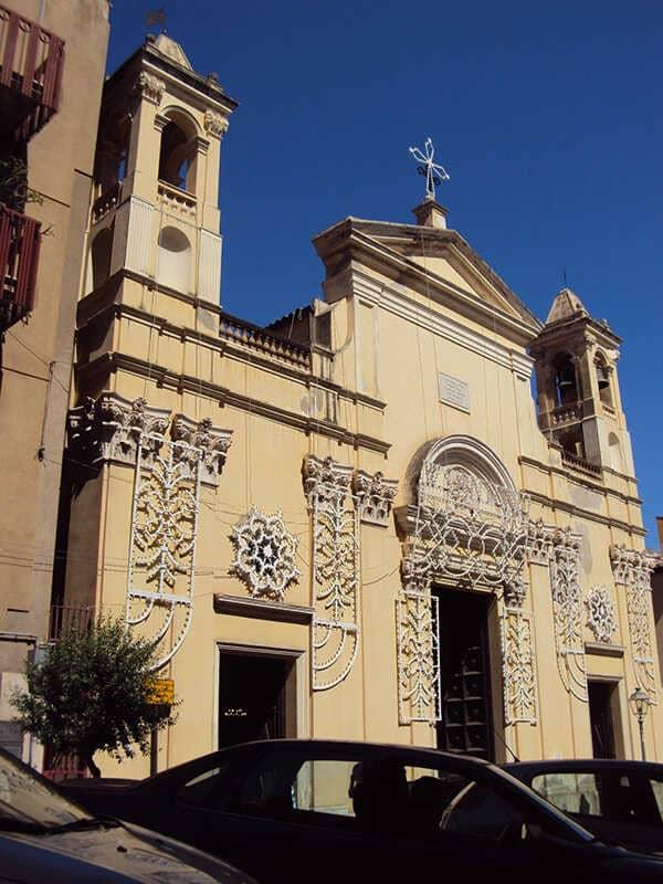 Castellammare-del-golfo-church