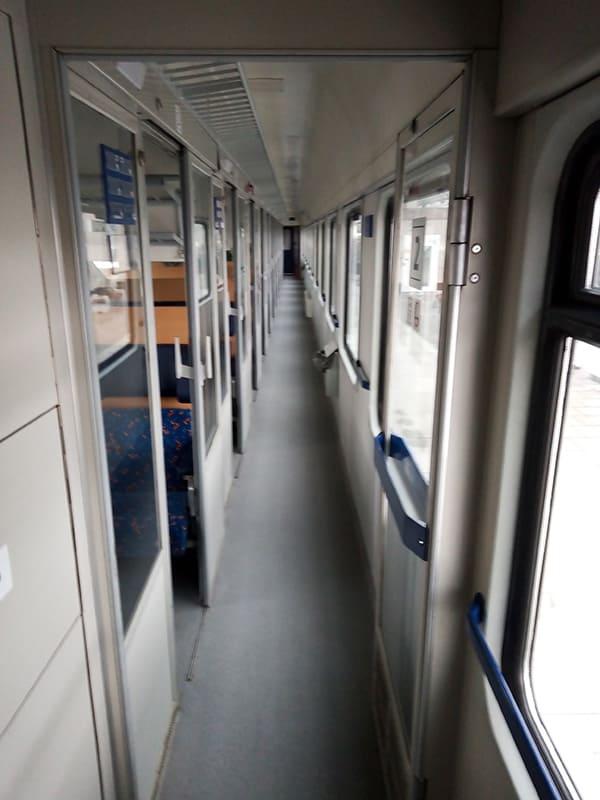 Test-Prague-Brest-Corridor