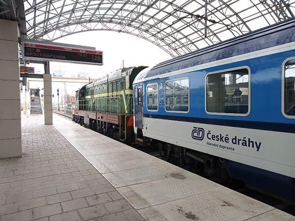 Test-Prague-Brest
