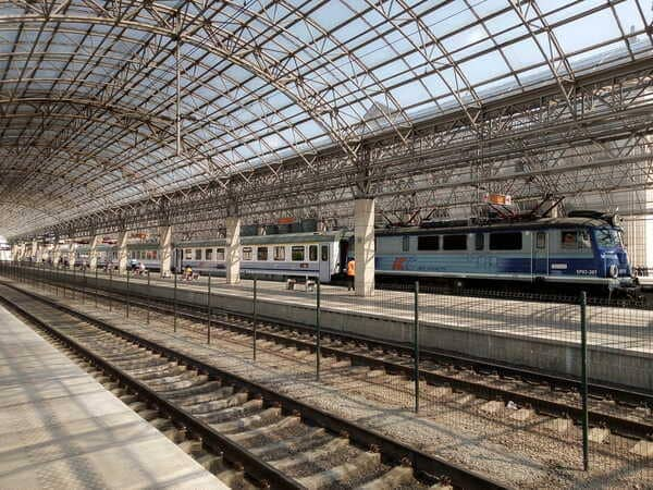Train-Brest-Warszawa