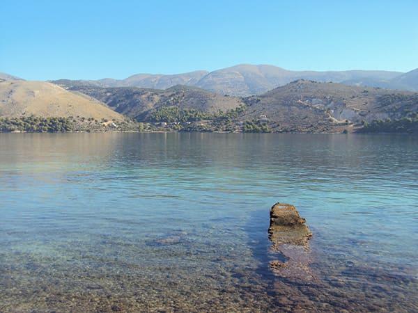 Argostoli-Bay