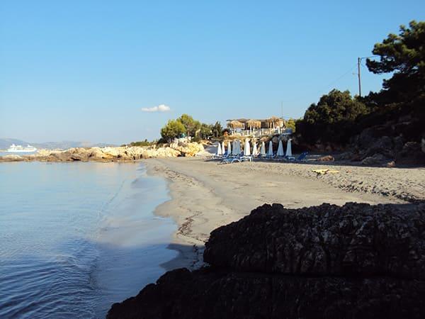 Argostoli-Gradakia-Beach