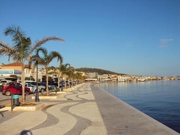 Argostoli-Promenade