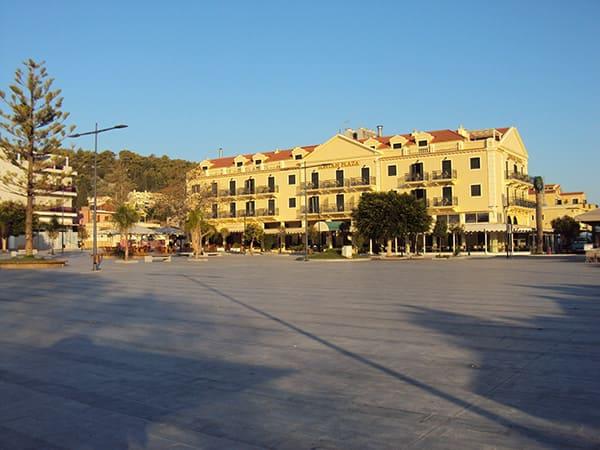 Argostoli-Square