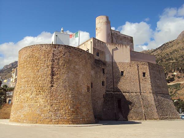 Castellammare-del-golfo-fortress