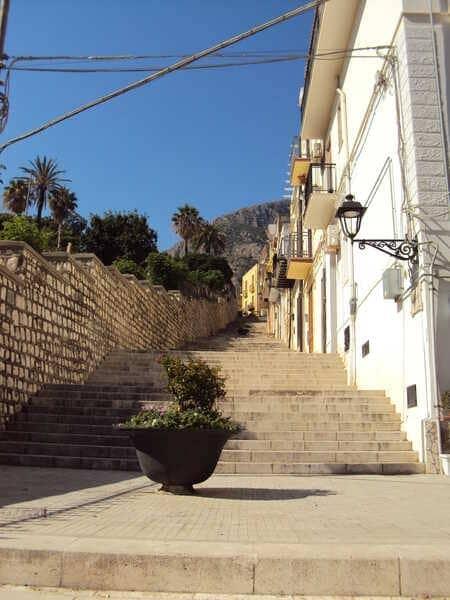 Castellammare-del-golfo-stairs