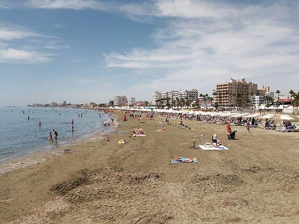 Larnaca-Beach-Foinicoudes