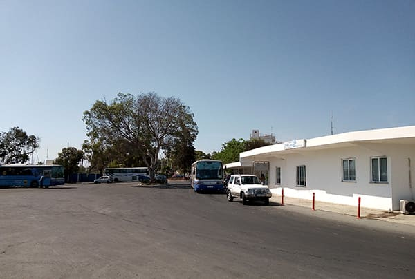 Larnaca-Central-Bus-Station