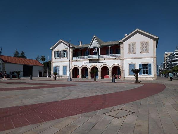 Larnaca-Europe-Square