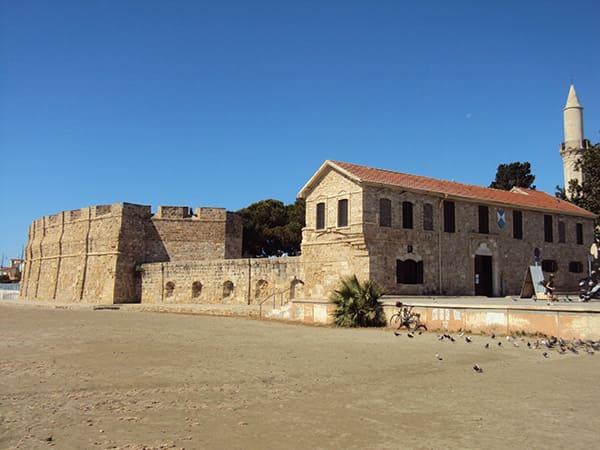 Larnaca-Medieval-Castle