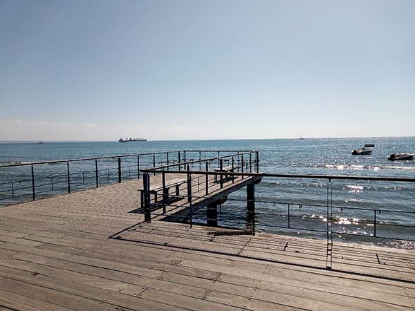Larnaca-Pirs