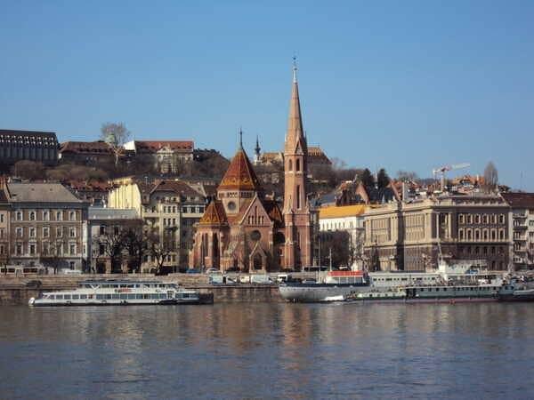 Buda-church