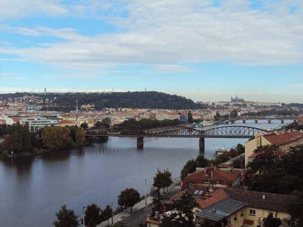 Прага - Смихов