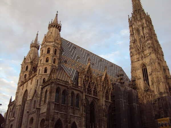 Вена - Собор Святого Штефана