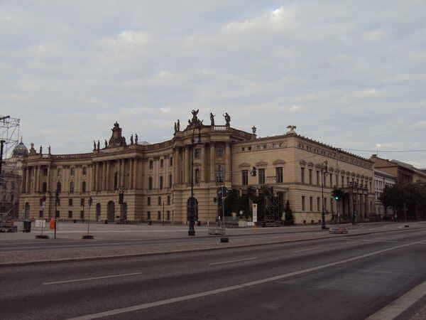 Berlin-Humboldt University