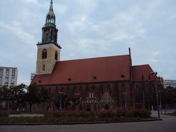 Berlin-Marienkirche