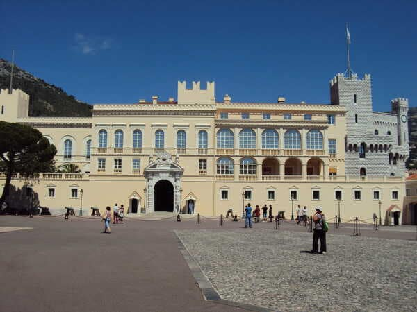 Monaco-Palace