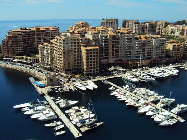 Monaco-Parking