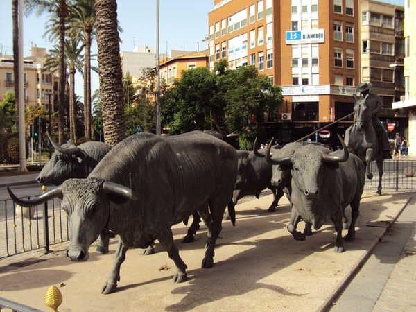 Аликанте-быки