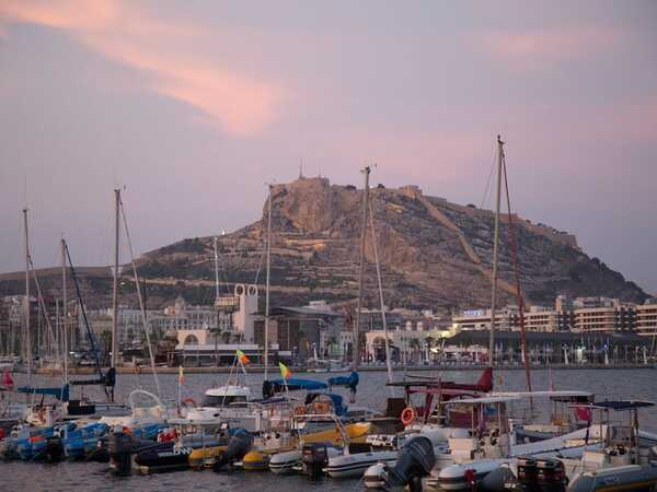 Аликанте-порт