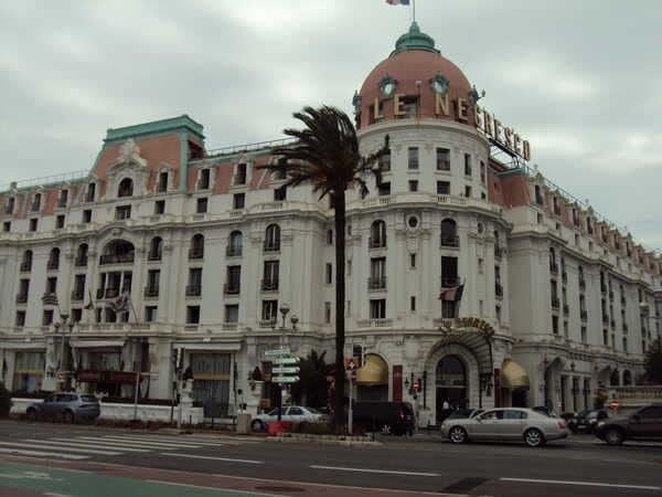 Отель Негреско в Ницце