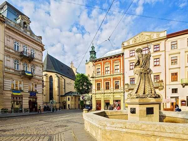 куда поехать из Беларуси - Украина