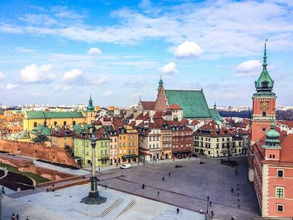куда поехать из Беларуси - Польша