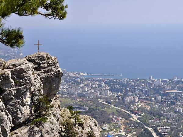 Алушта-Открыть природу горного Крыма
