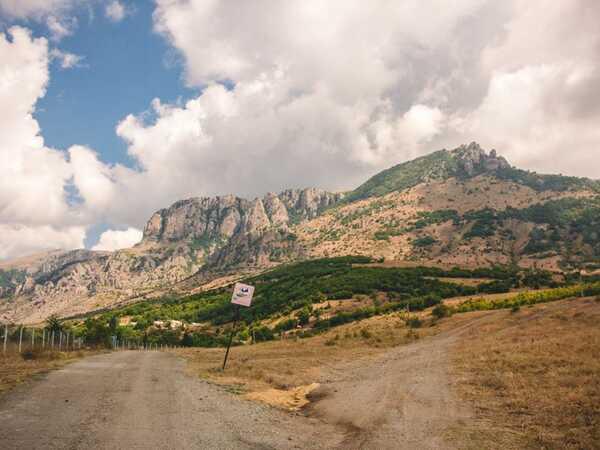 Алушта-По следам Кавказской пленницы