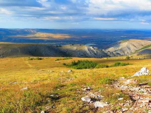 Алушта-Природа и места силы горы Чатыр-Даг