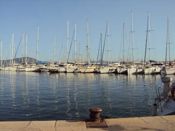 порт Альгеро