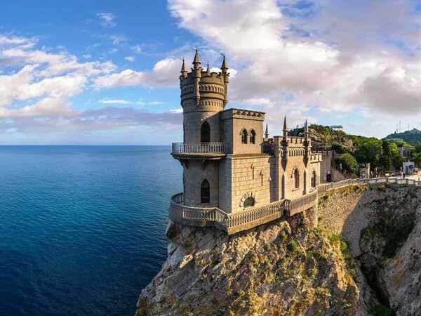 Из Ялты по Крыму