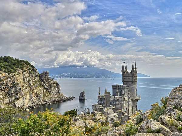 Севастополь-Жемчужины южного побережья Крыма