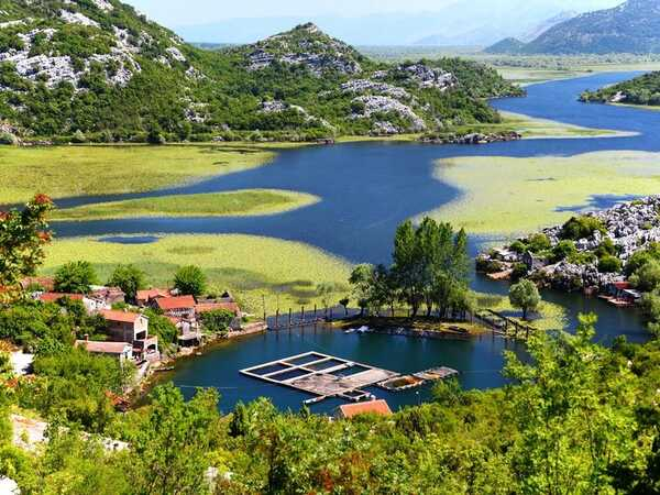 Экскурсии из Будвы к Скадарскому озеру